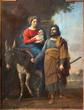 Mechelen - Paint of Fly to Egypt  in st. Katharine church - 69821650