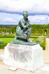 Sculpture au Château de Versailles