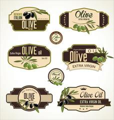 Olive labels