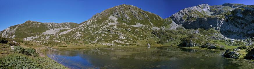 Brignola Lake near Prato Nevoso