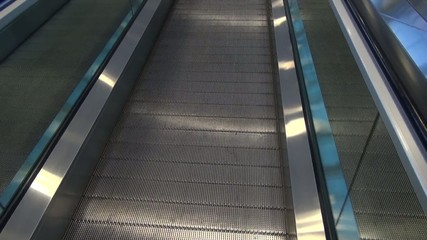 Escalators, Walking Platforms