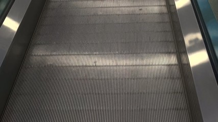 Escalators, Walking Platforms