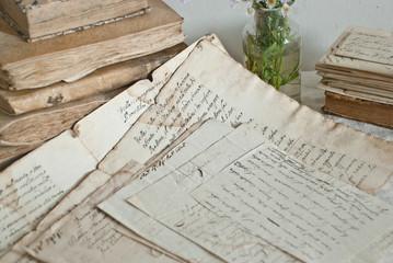 Manoscritti antichi