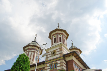the sinaia monastery