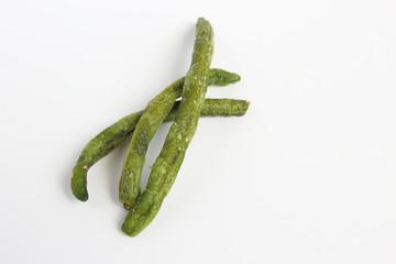 野菜チップス インゲン豆