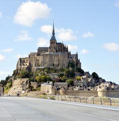 New Ways to Mont Saint Michel