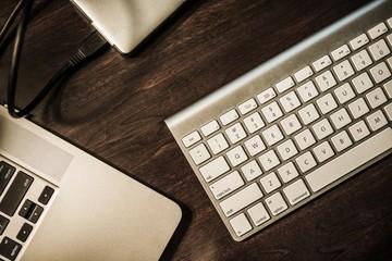 Entrepreneur Work Desk