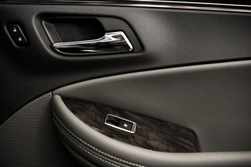 Luxury Car Door
