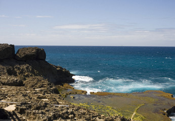 sea shore of Arecibo