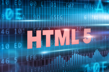 HTML 5 on blackboard