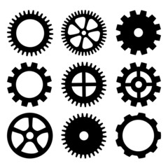 Vector gear wheels