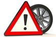 Achtung Reifen