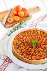 tarte aux abricots (verticale)