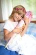 Mädchen mit Zuckertüte