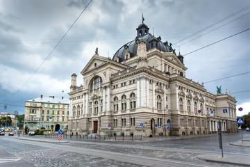 Lviv Opera and Ballet Theater, Ukraine