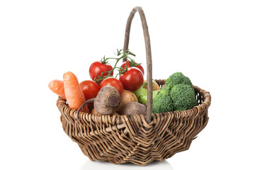 Marktfrisches Gemüse