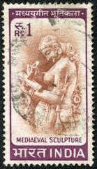 medieval sculpture from the Parshwanath Jain Temple of Khajuraho