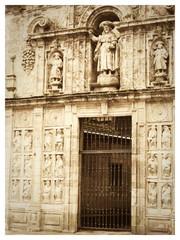 Santiago de Compostela Puerta Santa