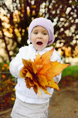 funny fall girl