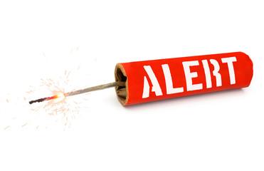 Alert - Firecracker