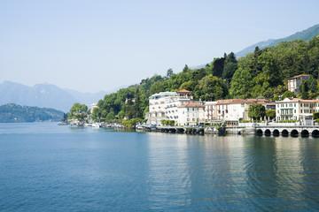 Lake Como, and Cadenabbia, Italy.