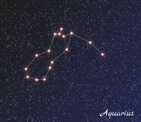 constellation aquarius