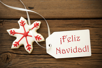 Feliz Navidad, Spanish Christmas Greetings