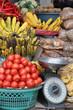 canvas print picture - Fruits au marché de Bedugul, Bali