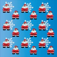 Santa Claus (background)