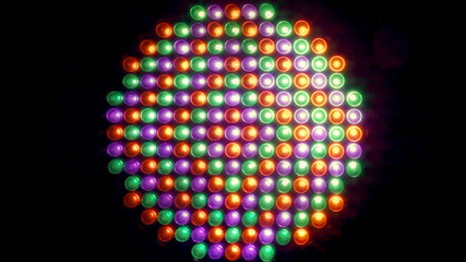 Led lights front color play loopable
