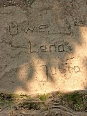 Uwe,Lena und Julia