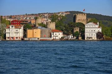 Istanbul Anadolian castle