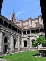 monastère de santo tomas