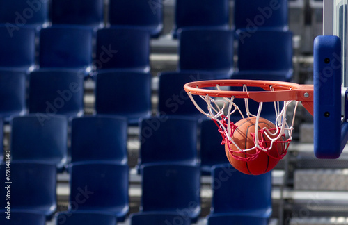 Plakát, Obraz Canasta de Baloncesto