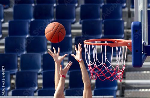 Valokuva Baloncesto. Jugada