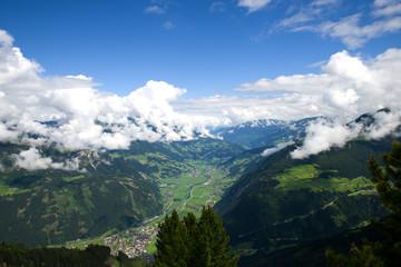 Mayrhofen - Zillertaler Alpen - Österreich