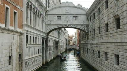 Ponte dei Sospiri. Venice, Italy, Europe.