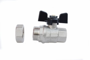 Water Faucets for home water supply or hearting systems