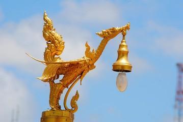 Swan Lamp Thai-style