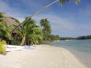 Mooréa plage paradisiaque