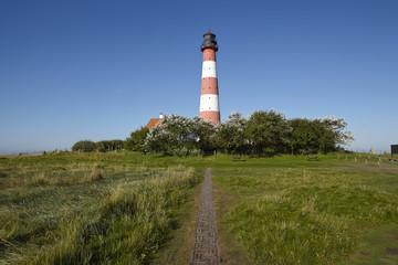 Westerhever - Leuchtturm