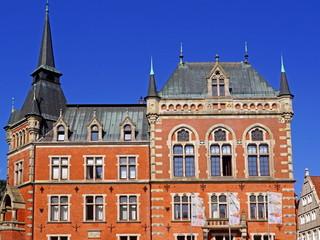 Altes Rathaus in OLDENBURG ( Niedersachsen )