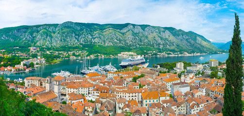 The beauty of Kotor