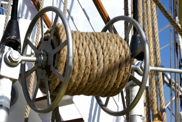 Boating and marine ropes