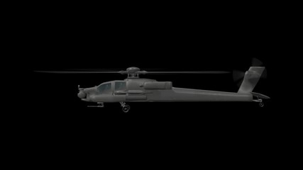 Helicopter Transition