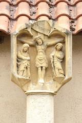 ville médiévale de Rodemack en Lorraine France