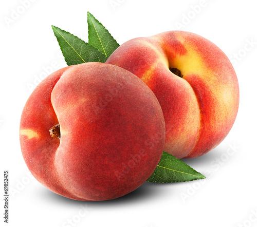 Poster Keuken peaches