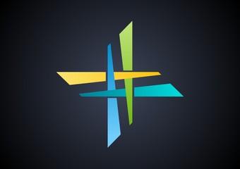cross,logo,business,letter F,T,X,building,company,success