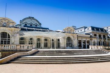 Vichy, France, Auvergne, Opéra