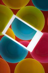 colori e bicchieri